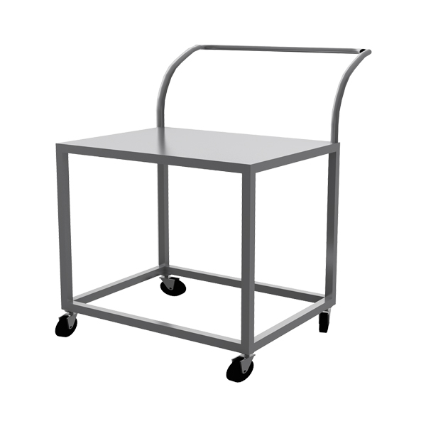 Mobile Storage Bins and Transport Carts