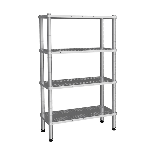 Perforated Shelves With 4 Floor (1800 mm)