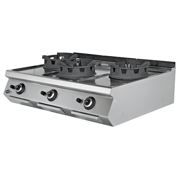 Gas Wok Cookers