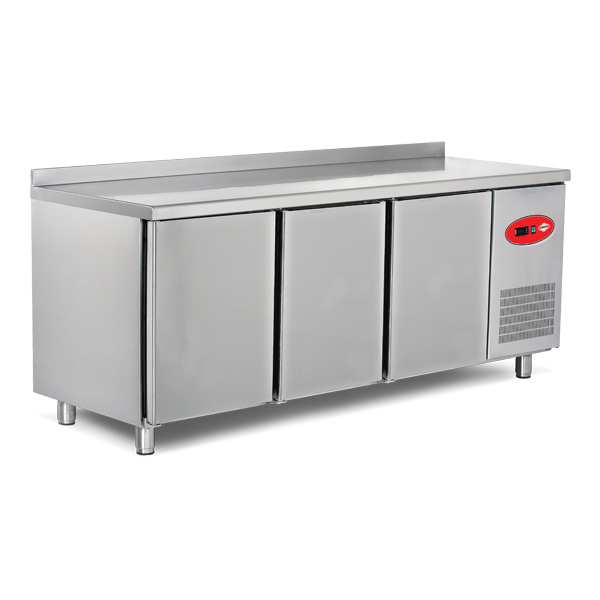 Refrigerated Counters (Static Cooling)