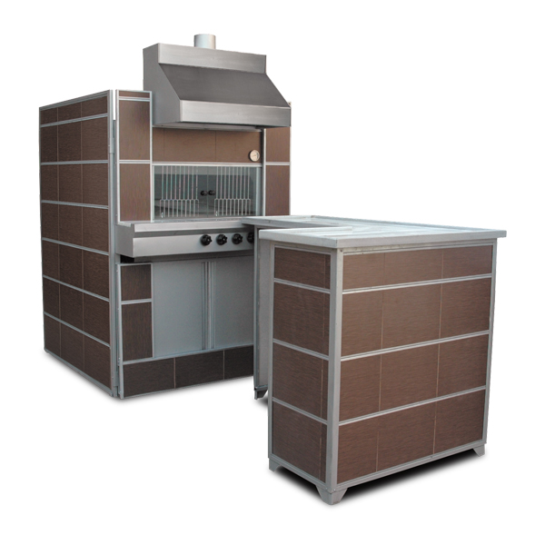 Pitta and Turkish Pizza Ovens (Without Valve)