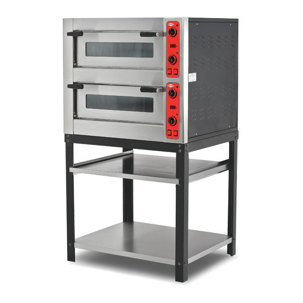 Two Layers Pizza Ovens (Digital Temperature Indicator)