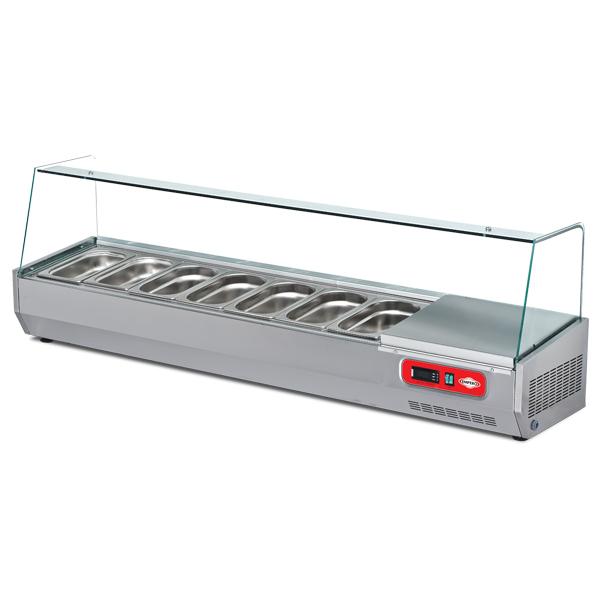 Refrigerated Countertop Saladbars