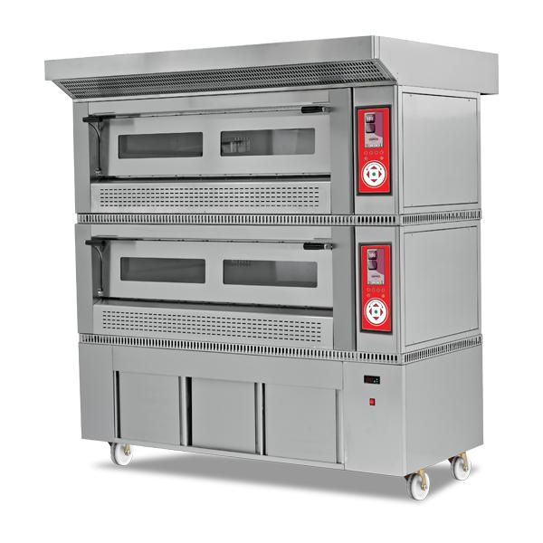 Gas Deck Oven (Digital Control)