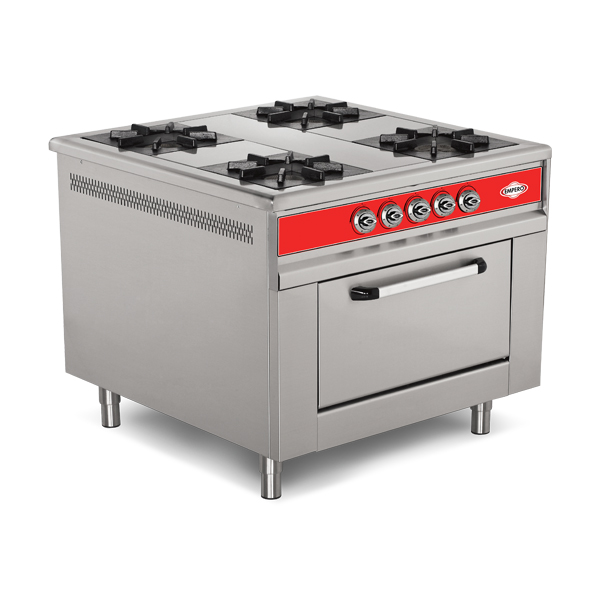 Gas Ranges with Oven
