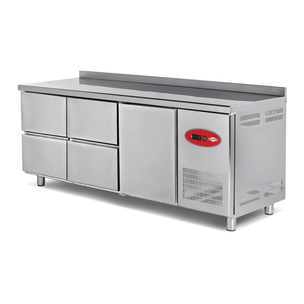 Refrigerated Counters with Drawer (Fan Cooling)